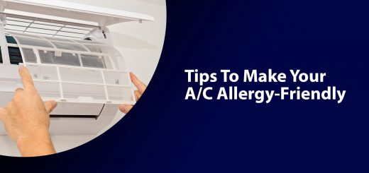 Tips to Make Your A/C Allergy-Friendly